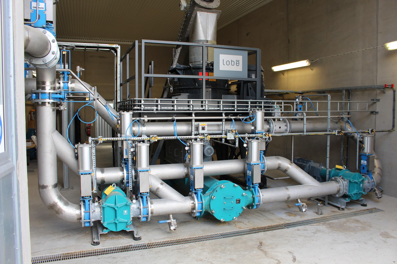 Sveriges største biogas