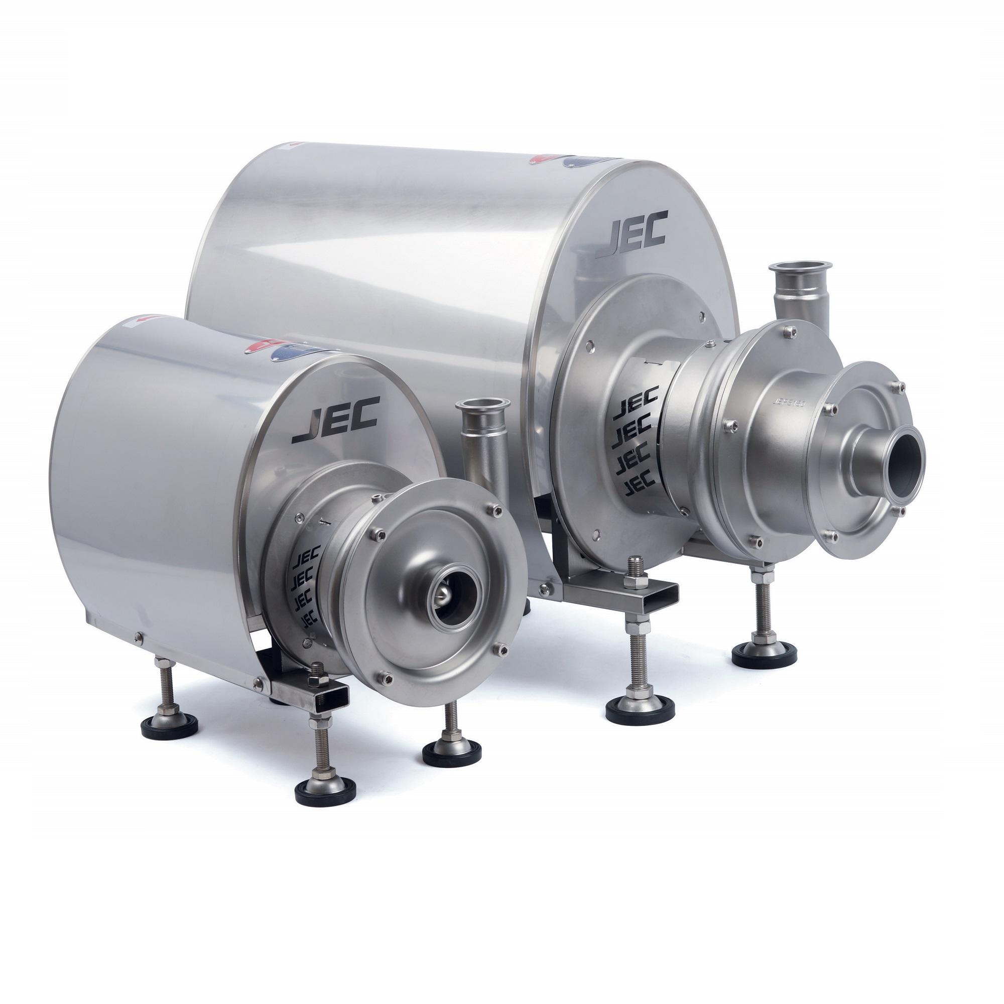 JEC centrifugal pumper