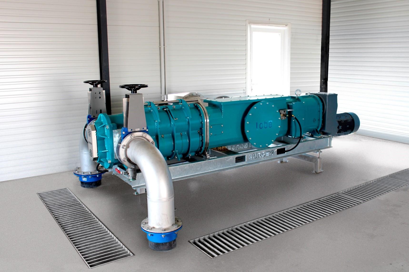 Taagholm Biogas får nyt indfødningssystem