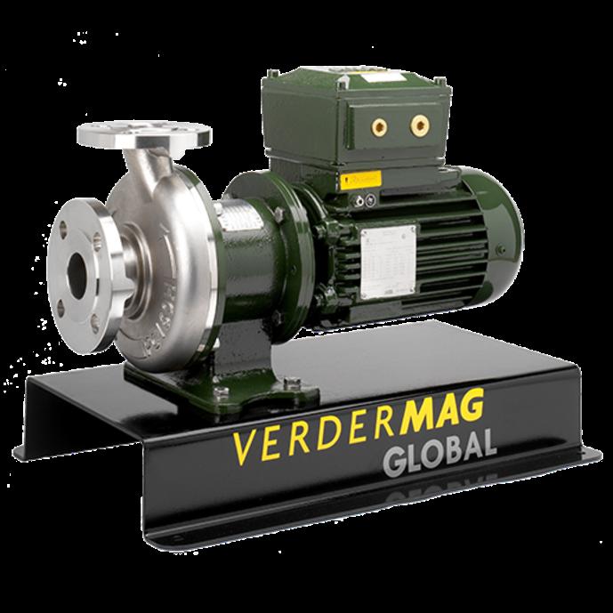 Magnetkoblede pumper