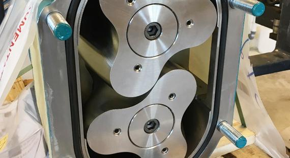 Börger CL390 Loberotorpumpe til aggressive medier